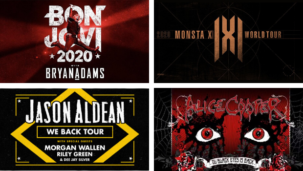 Tour Dates 1.20.2020