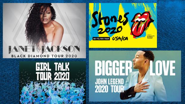 Tour Dates 2.10.2020