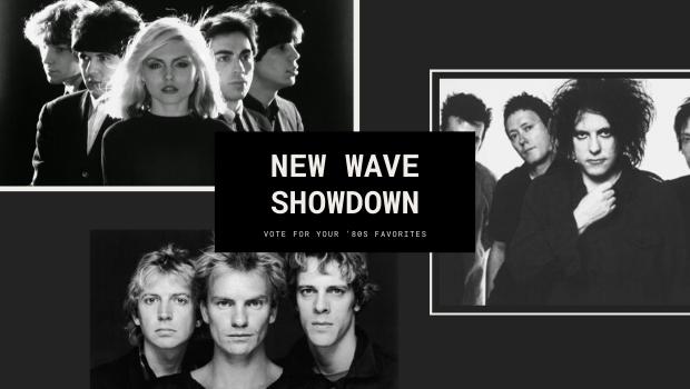 1980s New Wave Showdown