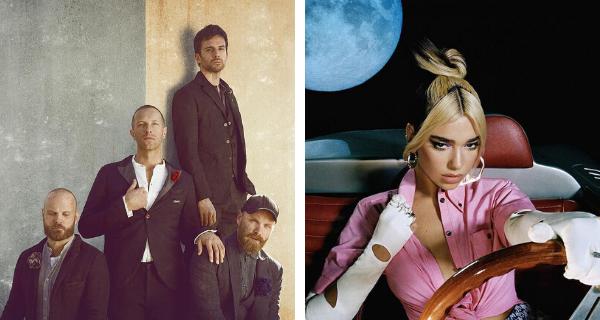 Coldplay / Dua Lipa