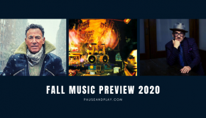 Fall Music Preview 2020