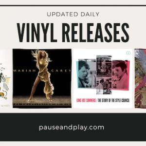 Vinyl Releases 12.18.2020