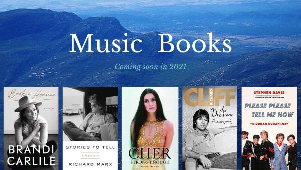 Music Books 1.5.2021