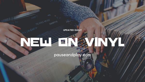Vinyl Releases 1.3.2021