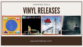 Vinyl Releases 1.8.2021