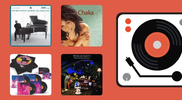 Vinyl Releases 2.26.2021