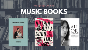 Music Books 3.16.2021
