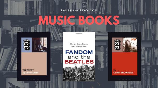 Music Books 3.9.2021