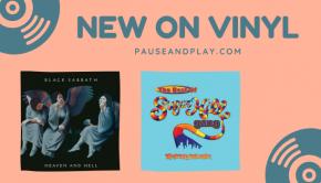 Vinyl Releases 3.5.2021