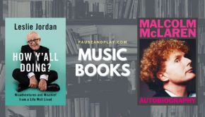 Music Books 4.27.2021