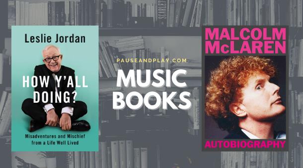 Music Books 4.27.2021