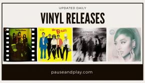 Vinyl Releases 4.9.2021