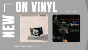 Vinyl Releases 5.14.2021