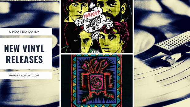 Vinyl Releases 5.21.2021