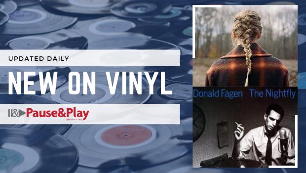 Vinyl Releases 5.28.2021