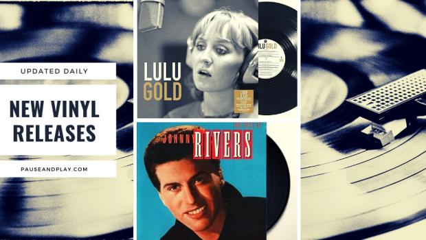 Vinyl Releases 5.7.2021