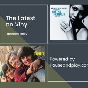 Vinyl Releases 6.18.2021