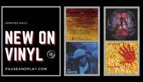 Vinyl Releases 6.25.2021