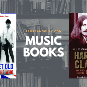 Music Books 7.20.2021