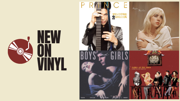 Vinyl Releases 7.30.2021