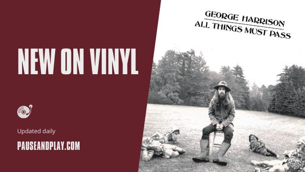 Vinyl Releases 8.6.2021